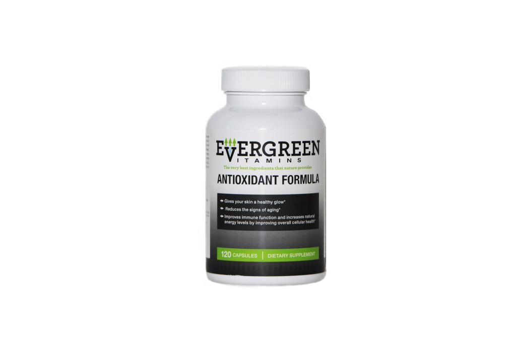 EverGreen Antioxidant Formula 120 caps