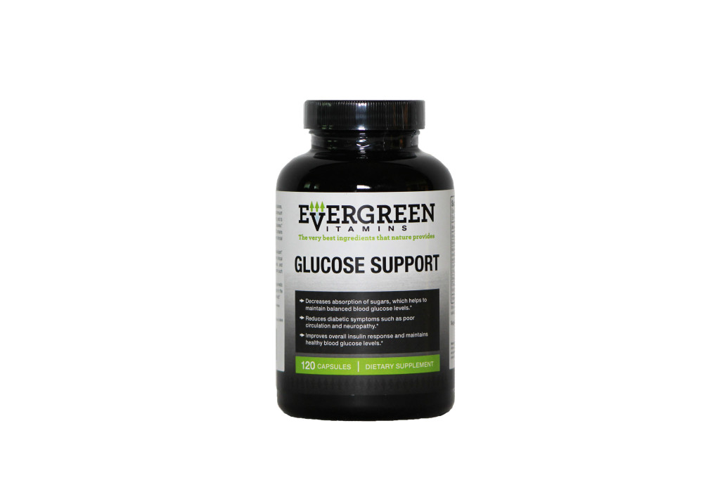 EverGreen Glucose Support 120 caps